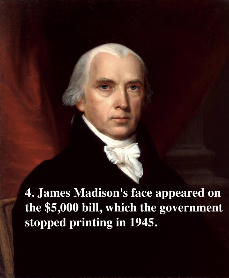 James Madison President