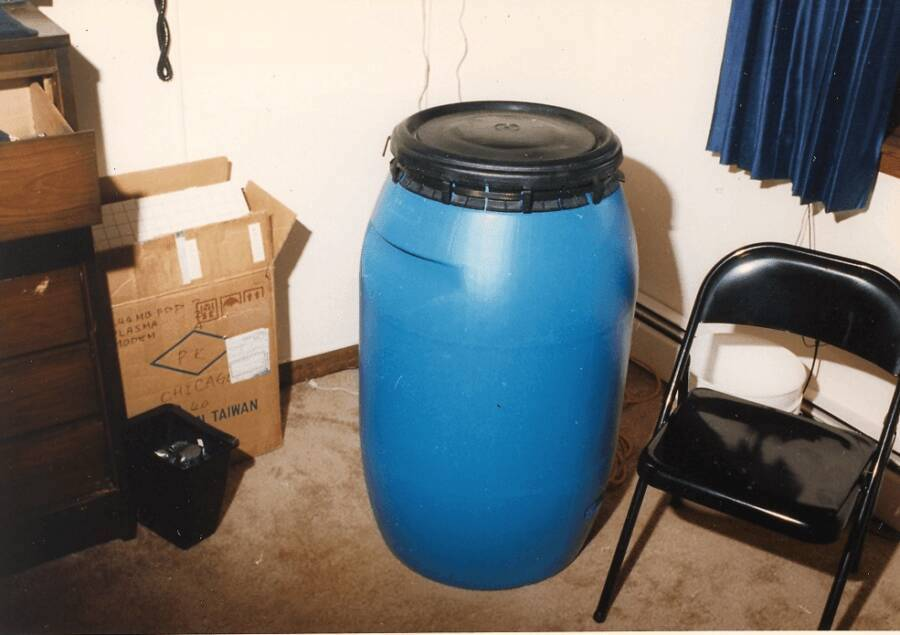 57 Gallon Drum