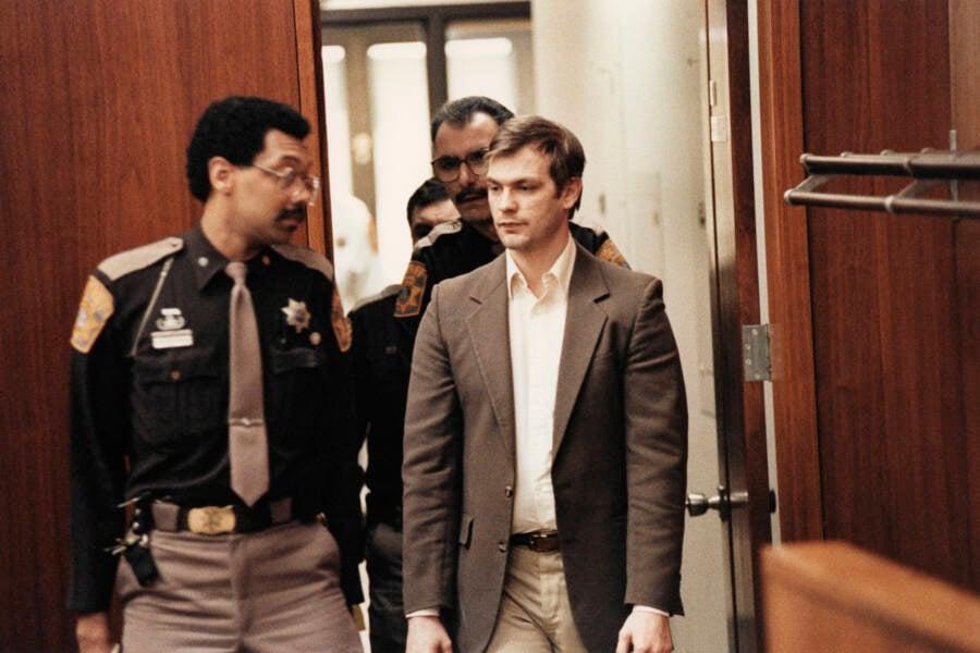Jeffrey Dahmer Murder Trial