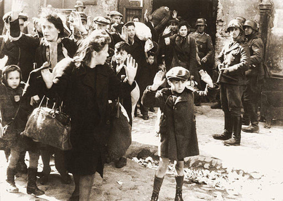 Jewish Children World War 2