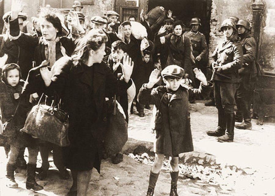 Jewish Children World War 2