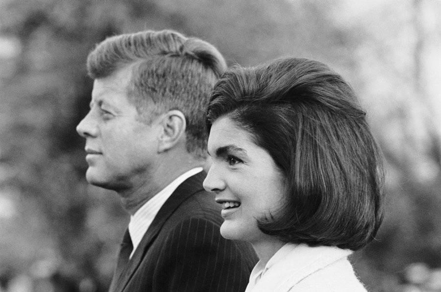 John Kennedy And Jacqueline Kennedy