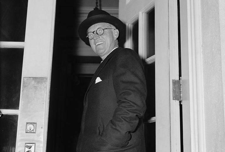 Joseph Kennedy Glasses Hat