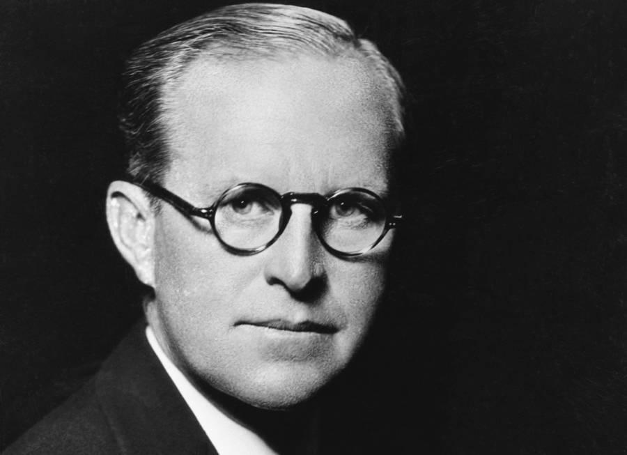 Joseph Kennedy Portrait Glasses
