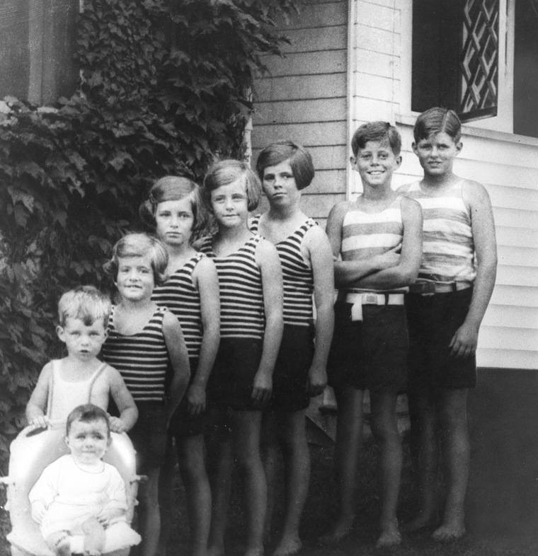 Kennedy Siblings Rosemary