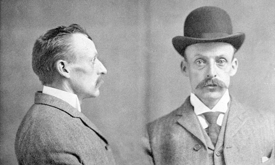 Albert Fish mugshot