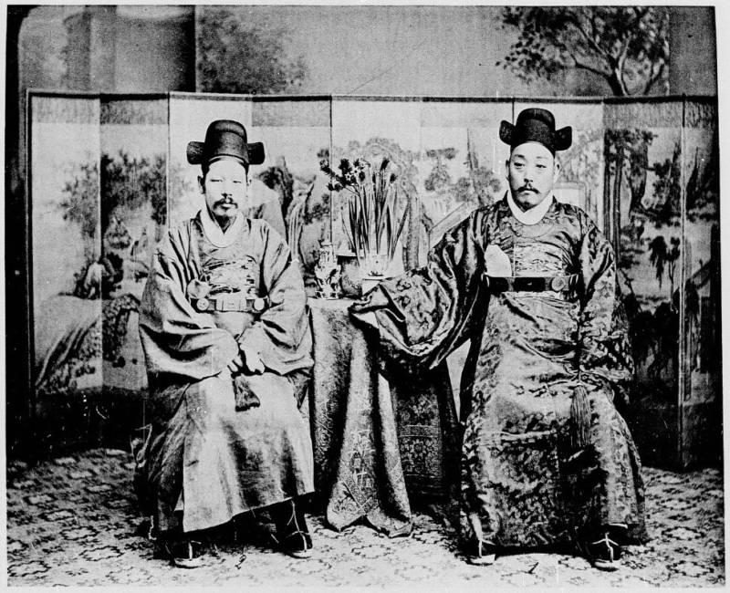 Korean Dignitaries