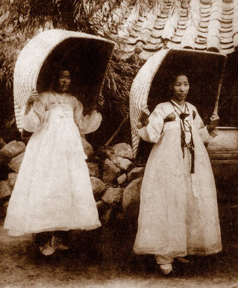 Korean Empire Two Women