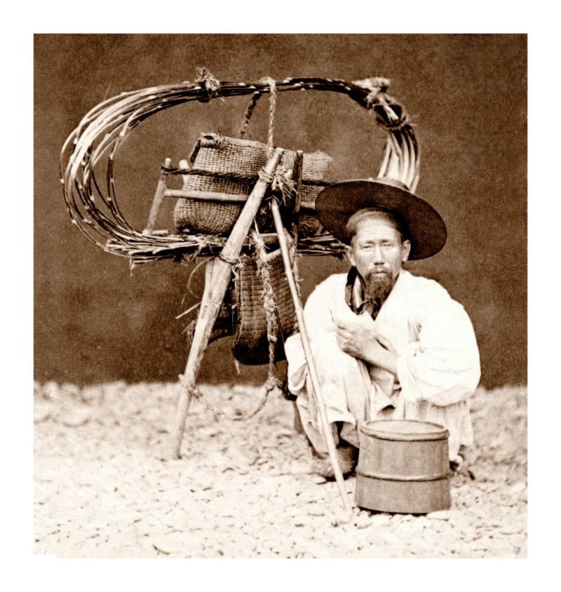 Korean Porter 1891