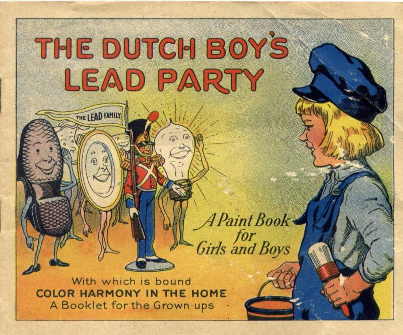 Lead Paint Ads