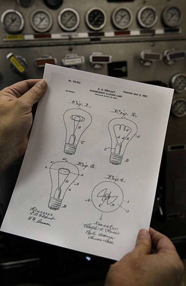 Light Bulb Diagram