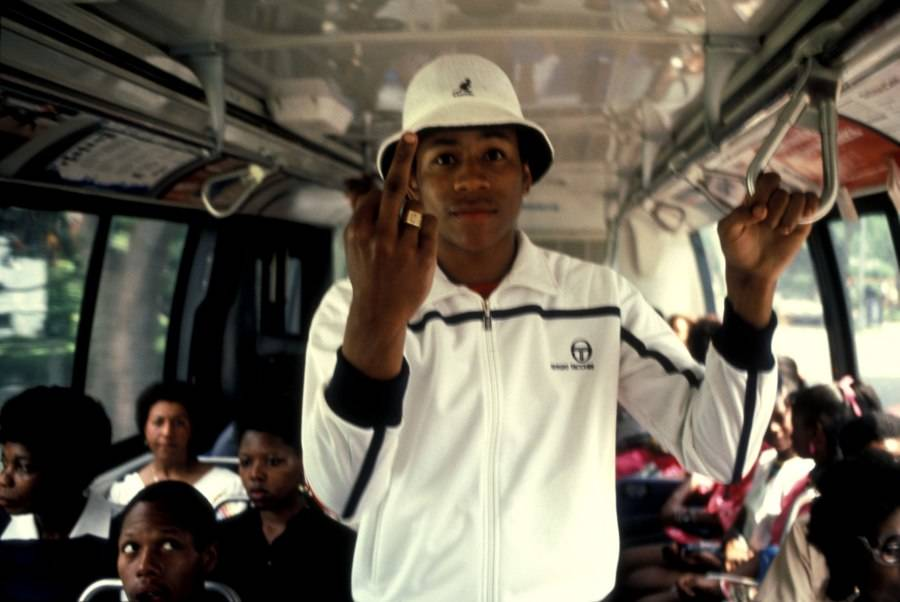 Ll Cool J Bus Queens