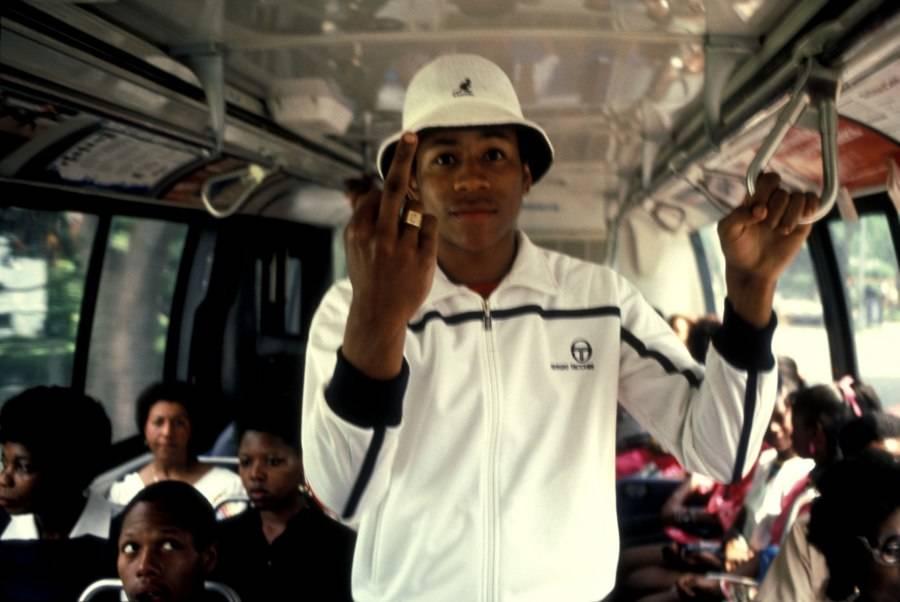 Ll Cool J Bus Queens