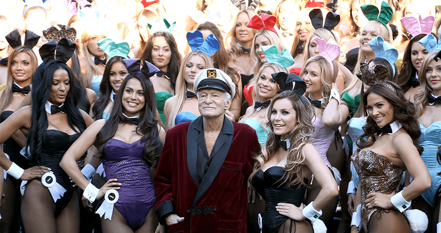 Hugh Hefner Quotes About Luck