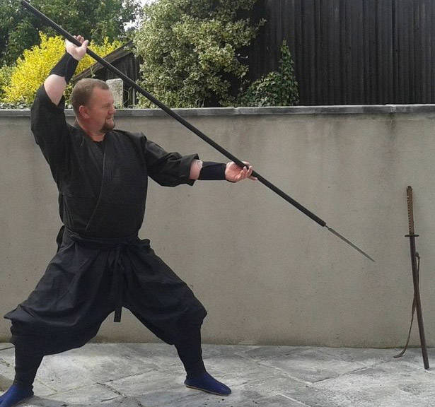 Mark Williams Sword