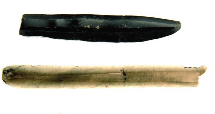 Maya Knife Bone