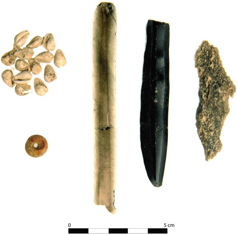 Maya Trinkets Knife