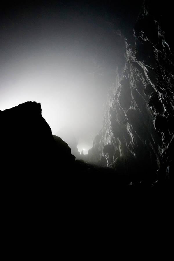 Misty Entrance