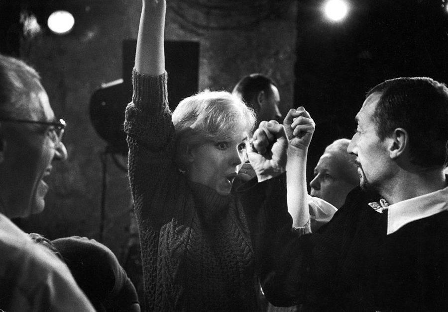 Monroe Acting Practise