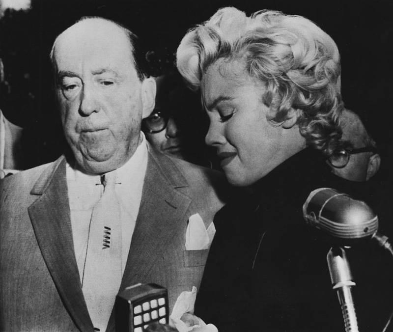 Marilyn Monroe After Divorce