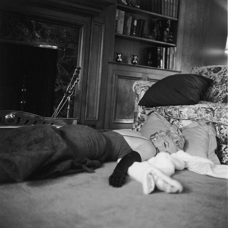Monroe On The Floor