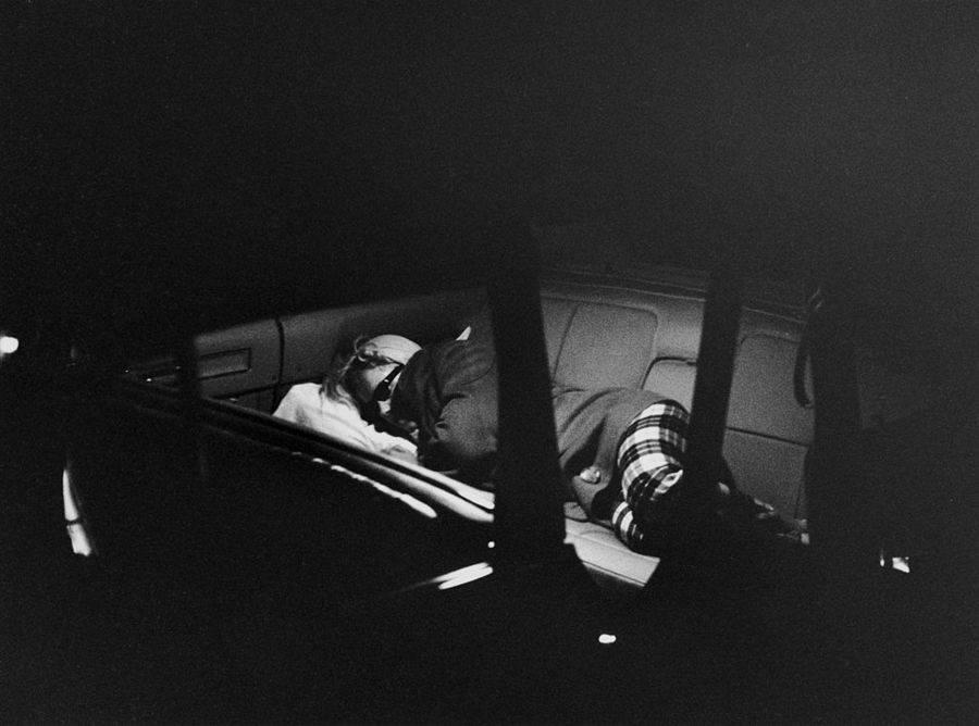 Monroe Sleeping