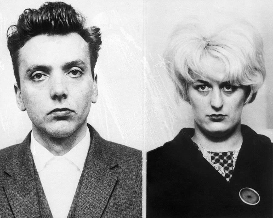 Brady and Myra Hindley Mugshot