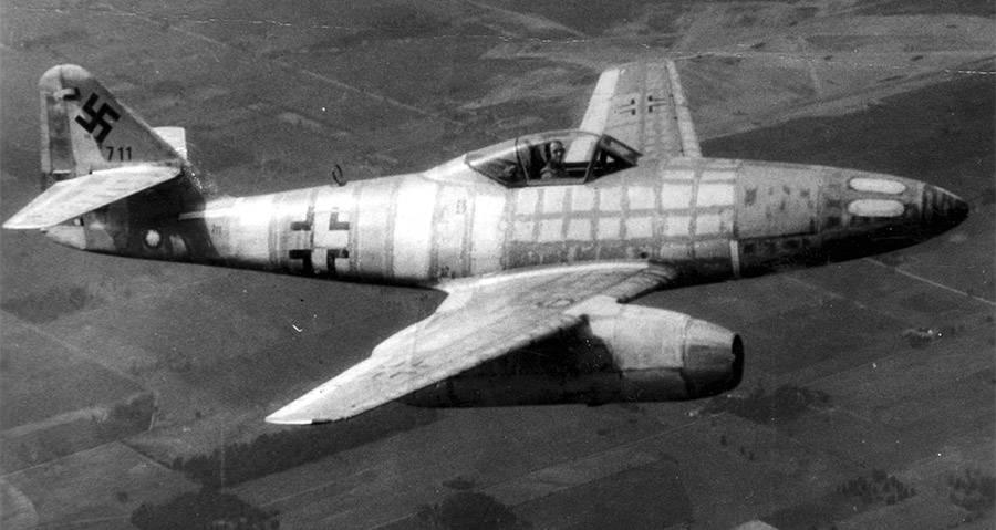 Nazi Plane