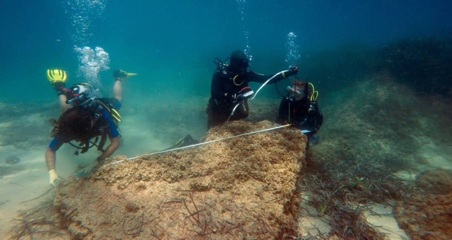 Neapolis Underwater