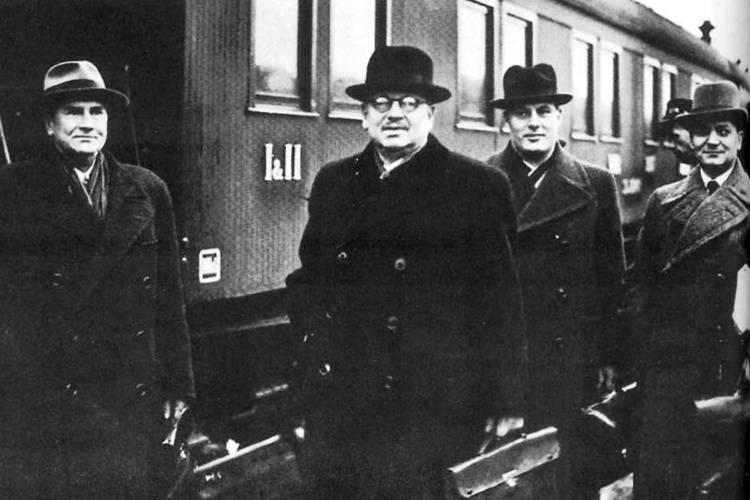 Negotiations 1939