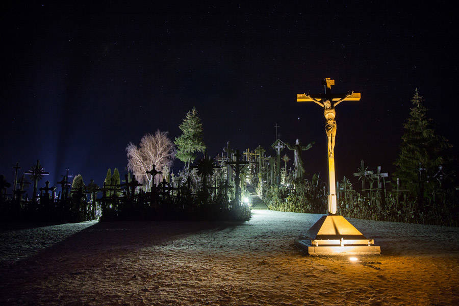 Night Cross