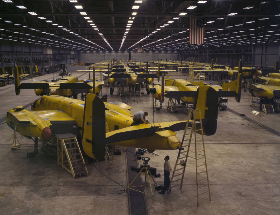 North American Aviation Kansas