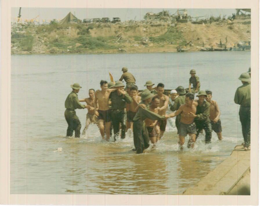 North Vietnamese Pow Release