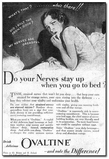 Ovaltine Health Ad