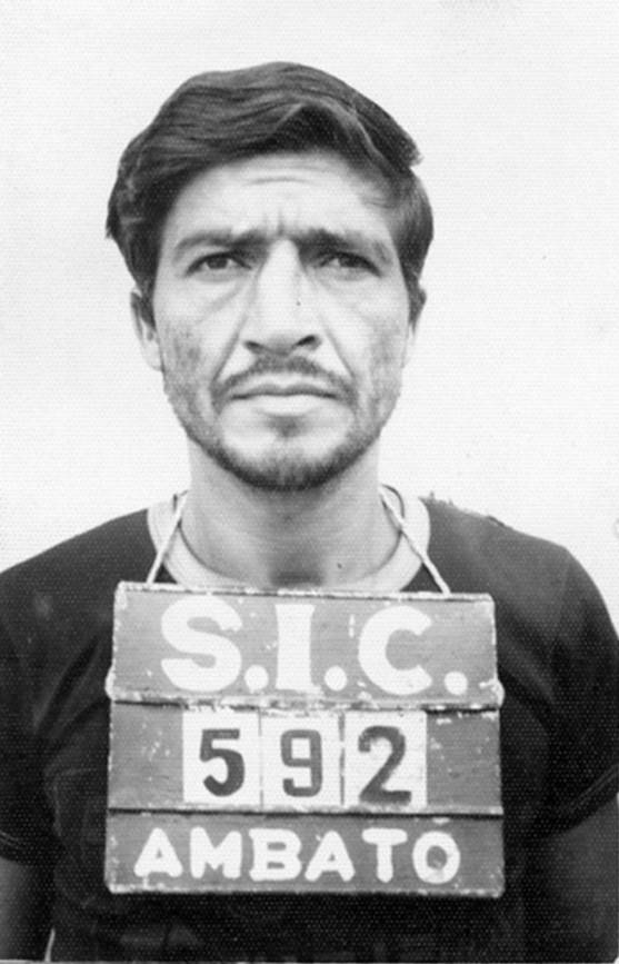 Pedro Lopez mugshot