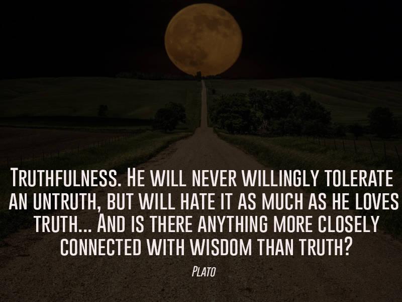Plato On Truth