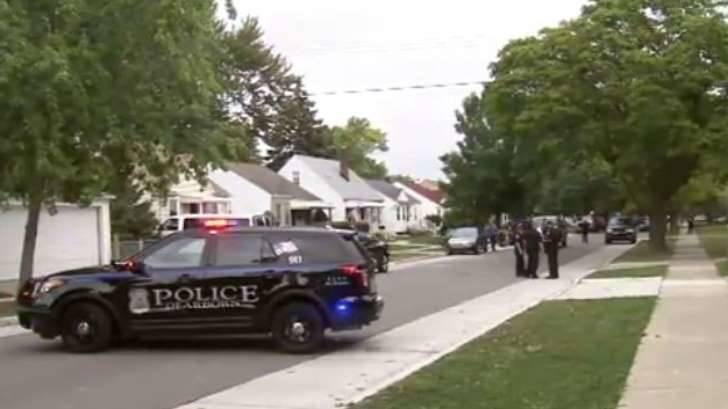 Police Street Dearborn