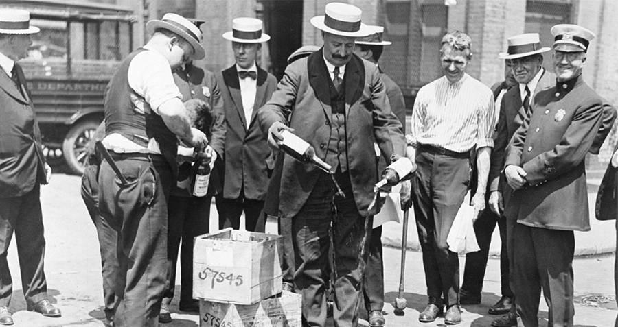 Serie Prohibition