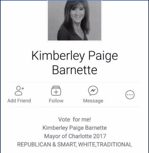 Racist Mayor Charlotte