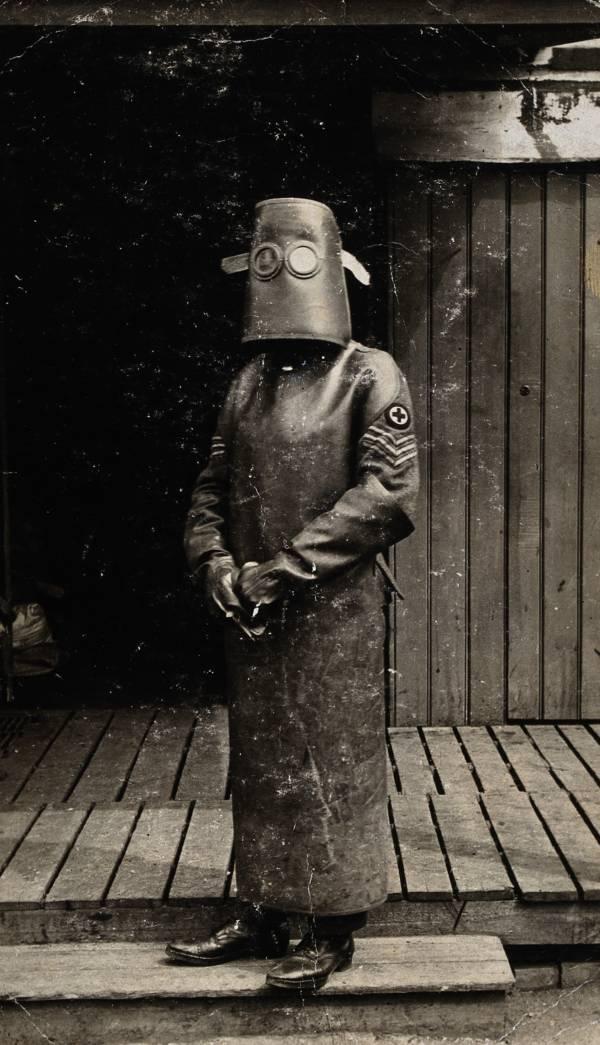 Radiographer Protective Clothing
