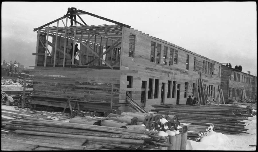 Rebuilding After The Disaster