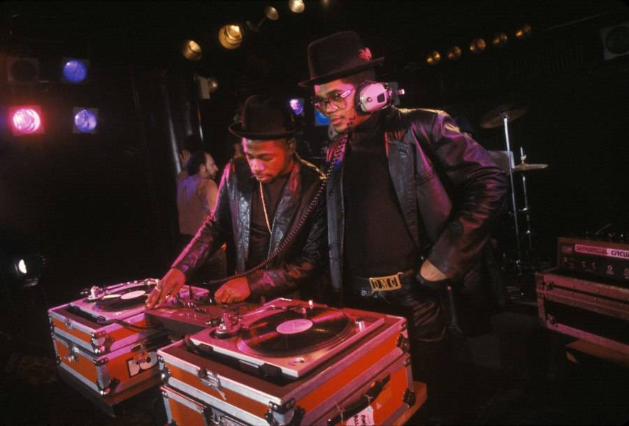 Run Dmc In New York City