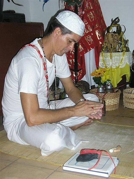 Santeria Santero