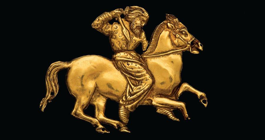 Scythian Man