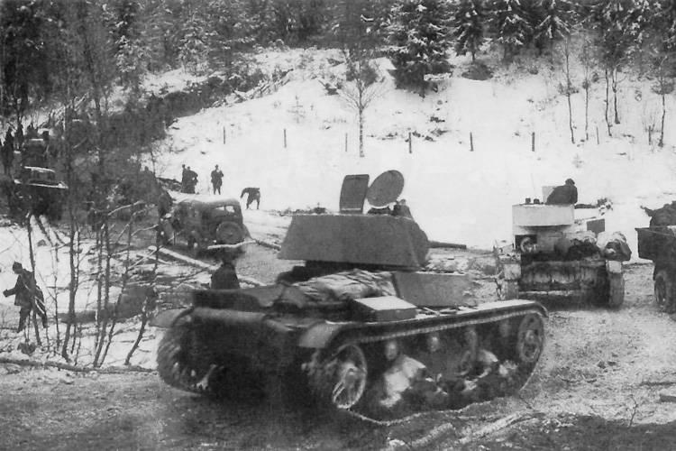 Soviet T16 Tank