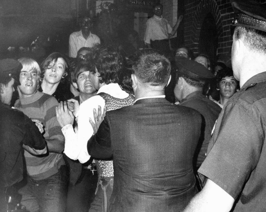 Stonewall Cop