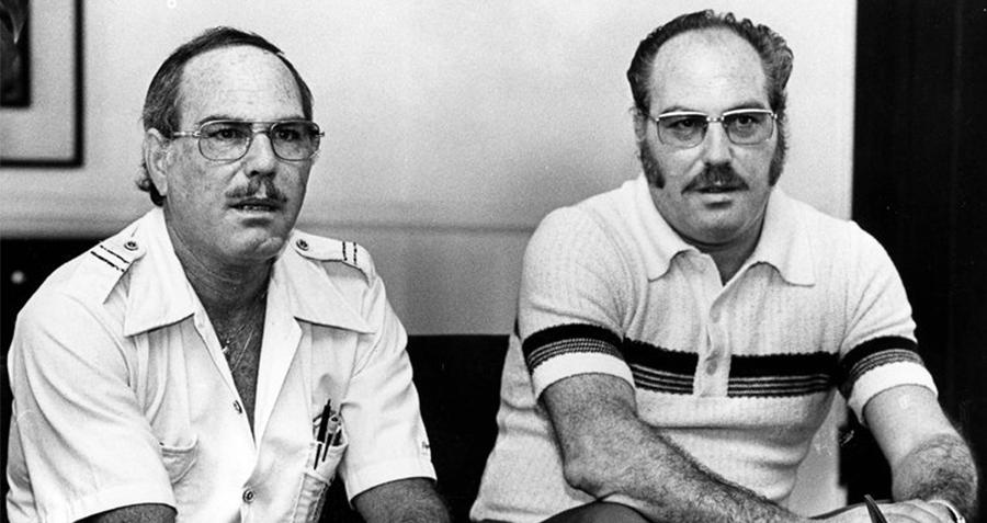 Oskar Stohr And Jack Yufe