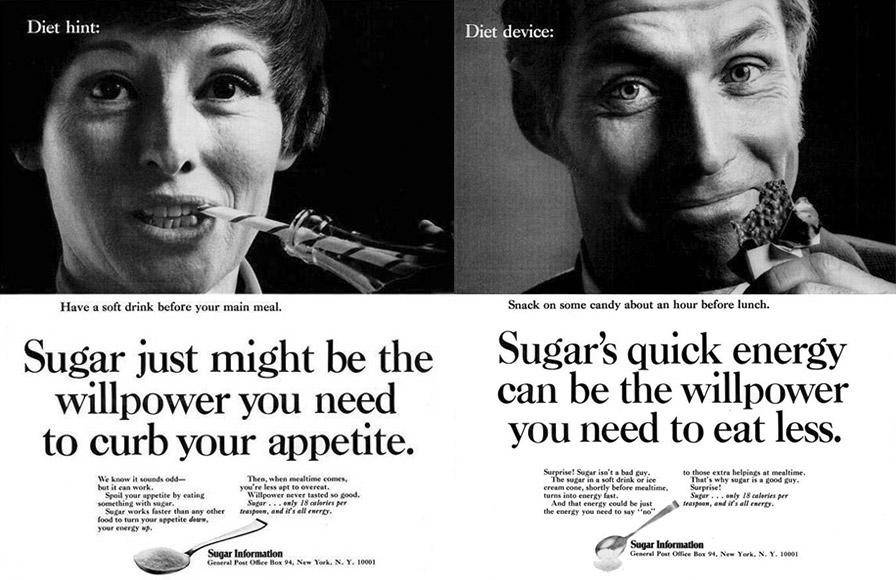 Sugar Health Ads