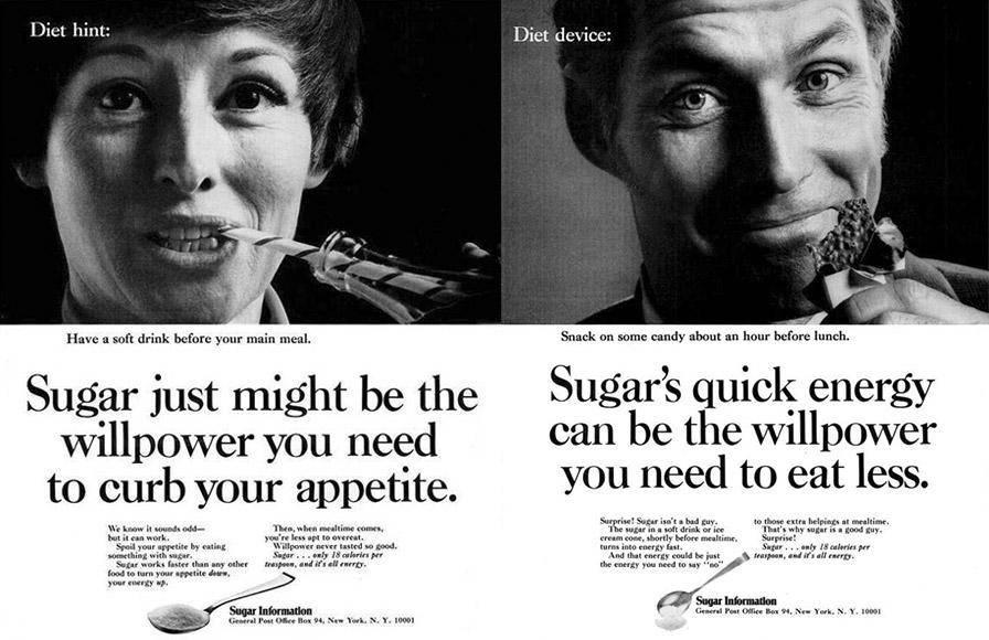 Sugar Health Ads