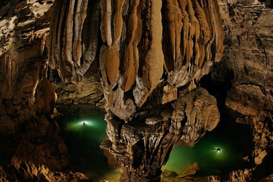 The Biggest Cave In The World Son Doong Cave